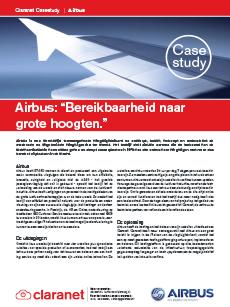 Case study Airbus