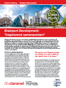 Case study Brainport Development