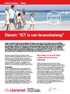 Case study Dianet