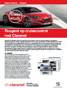 Case study Peugeot