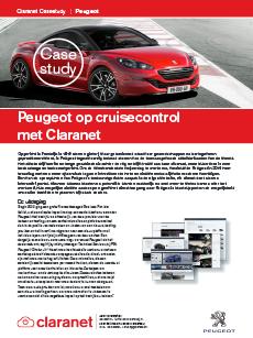 Case study Peugeot