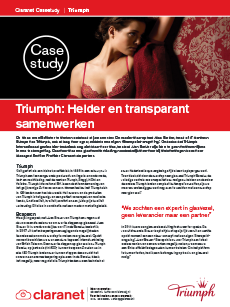 Case study Triumph