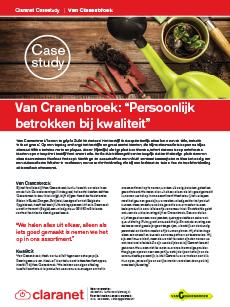 Case study Van Cranenbroek
