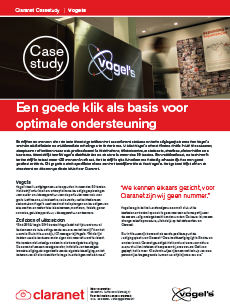 Case study Vogel's