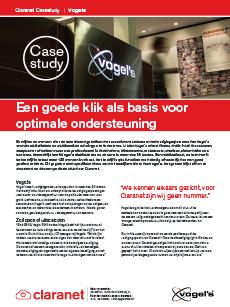 Case study Vogel's