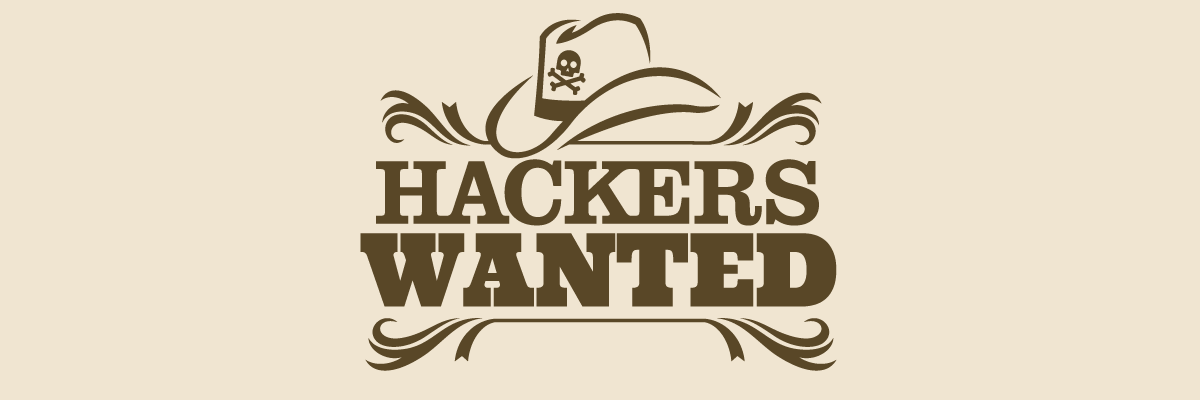 Hackers wanted, hackers gezocht