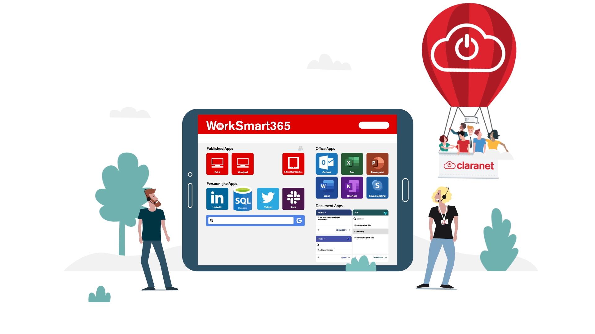 Claranet WorkSmart365