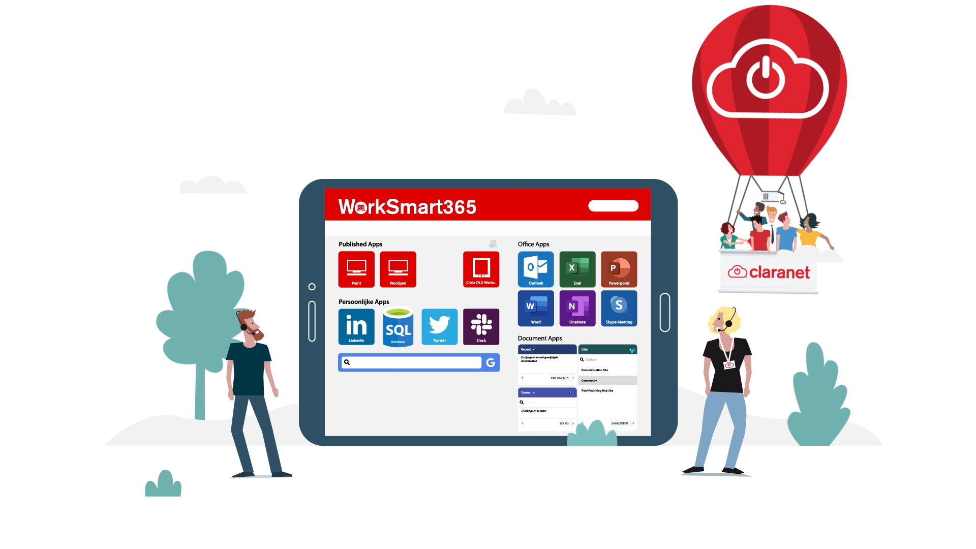WorkSmart365 De ideale werkplek blog