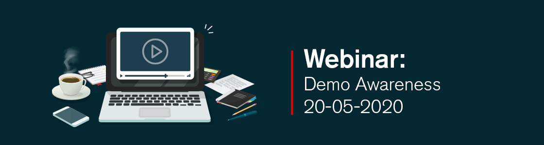 Webinar: Demo Awareness (security)