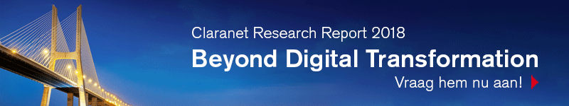 Banner Claranet Research Report 2018