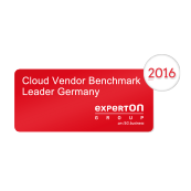 Claranet Award Experton Cloud Leader