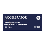 Crisp Research - Managed Public Cloud Provider Accelerator 2016