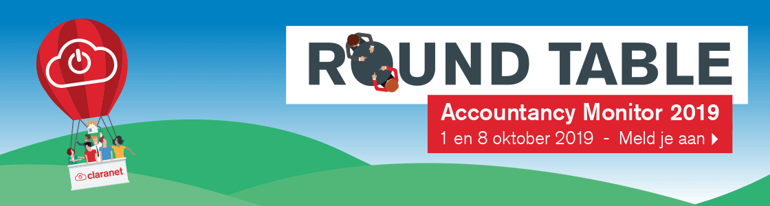 Round Table Accountancy Monitor 2019 Claranet Docco