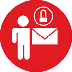 Claranet icon E-mail Security