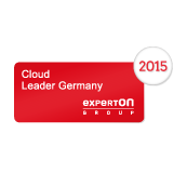 Experton Group: Cloud Leader Award 2015