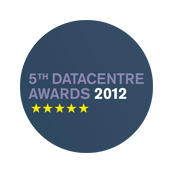 Datacentre Awards 2012 - European Award for Cloud Infrastructure