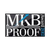 MKB Proof Award 2012