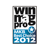 WinMagPro MKB Best Choice Award 2012
