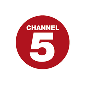 Channel 5 logo for ase study